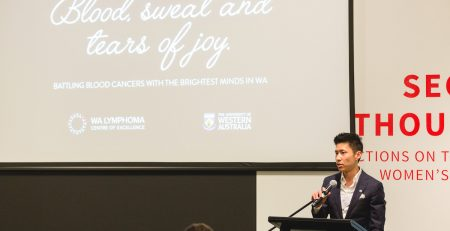 'Blood, Sweat and Tears of Joy' Educational Evening